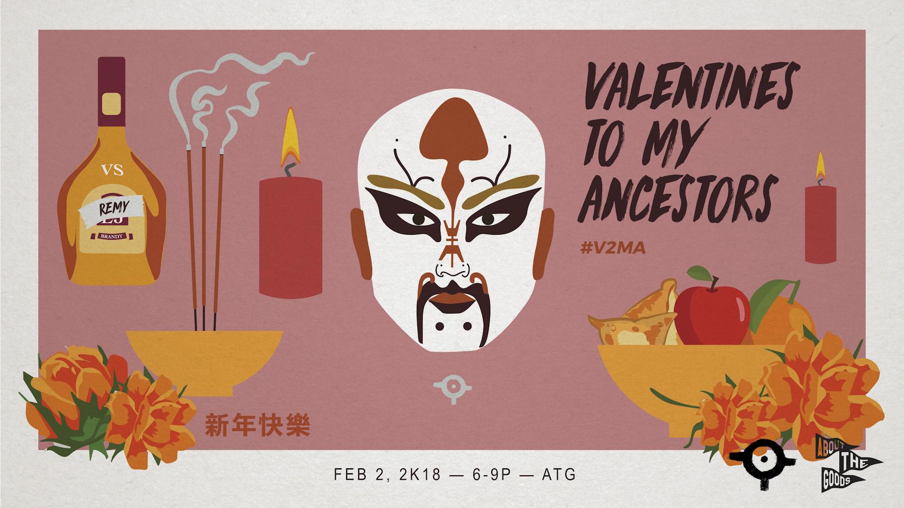 valentines to my ancestors openi